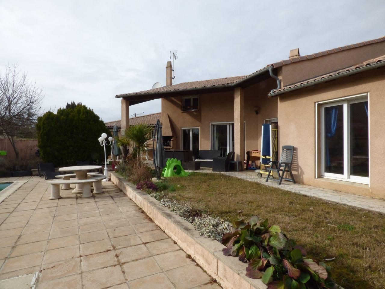 A vendre toulouse belle maison d 39 architecte avec piscine for Architecte maison toulouse