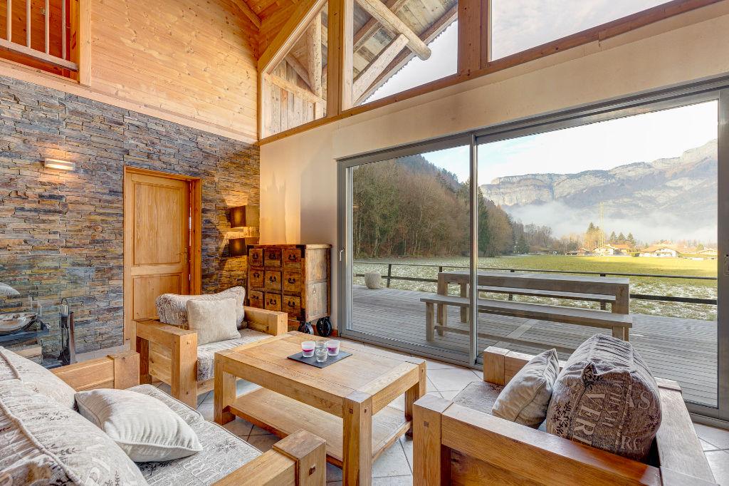 Vente maison / villa Thones 899000€ - Photo 1