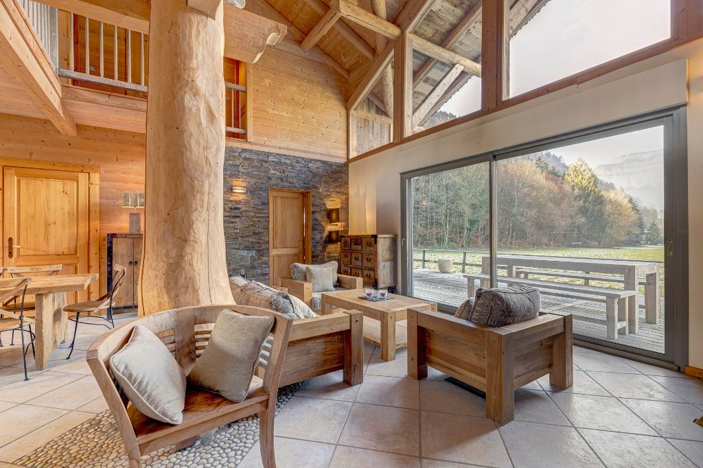 Vente maison / villa Thones 899000€ - Photo 2