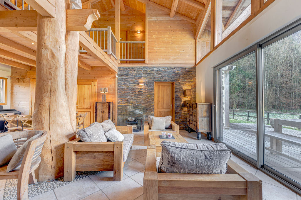 Vente maison / villa Thones 899000€ - Photo 3