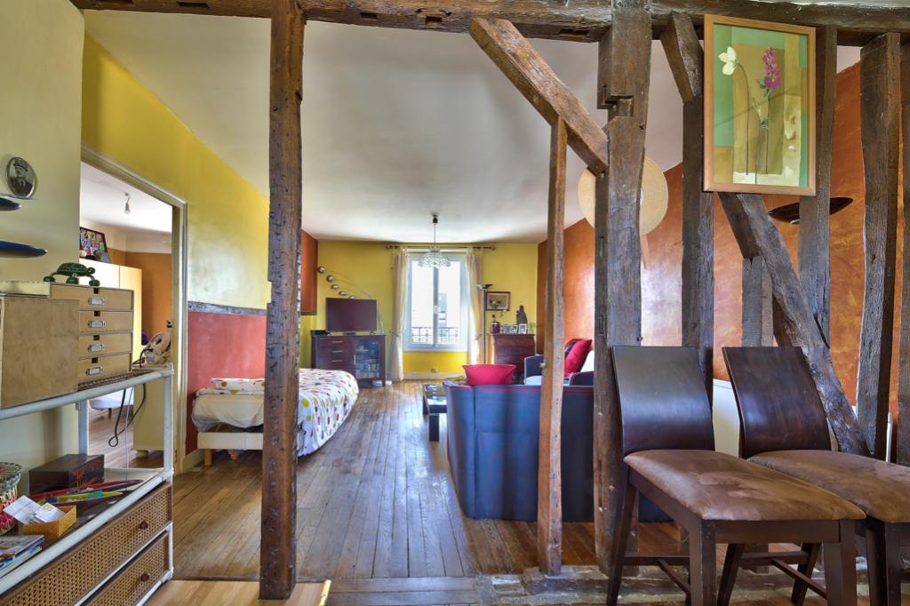 Vente appartement Le pecq 214500€ - Photo 6