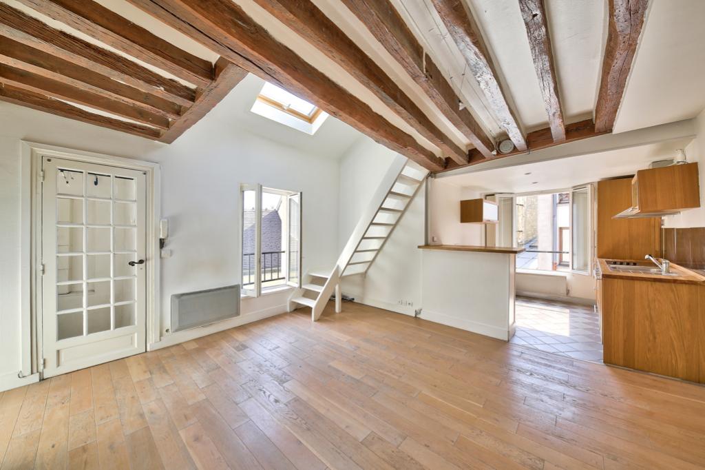 Appartement Saint Germain En Laye 2 pièces 41.40 m2