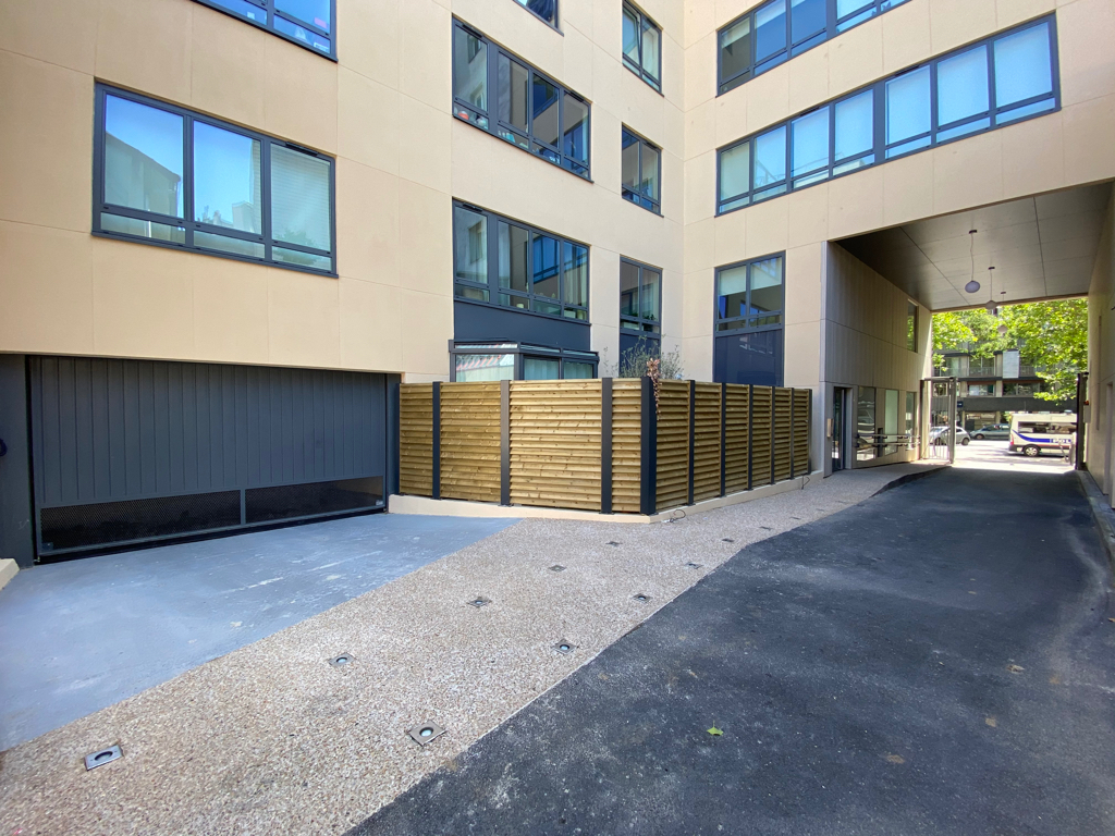 Vente parking Paris 20ème 17 500€ - Photo 2