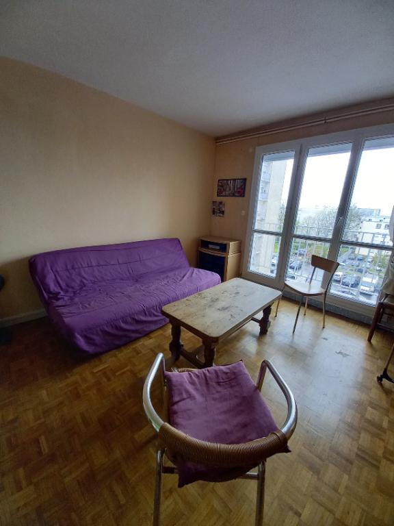 Rental apartment Rennes 320€ CC - Picture 1