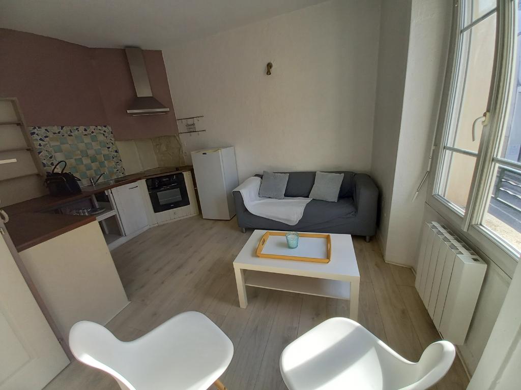 Rental apartment Rennes 530€ CC - Picture 3
