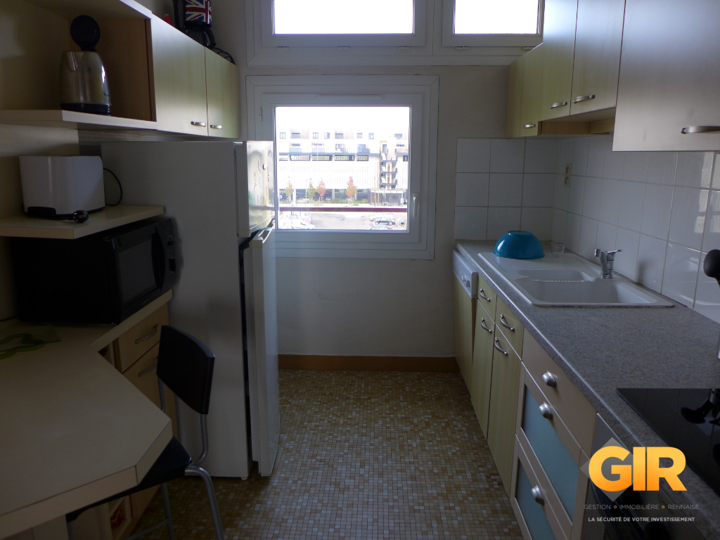Rental apartment Rennes 380€ CC - Picture 3