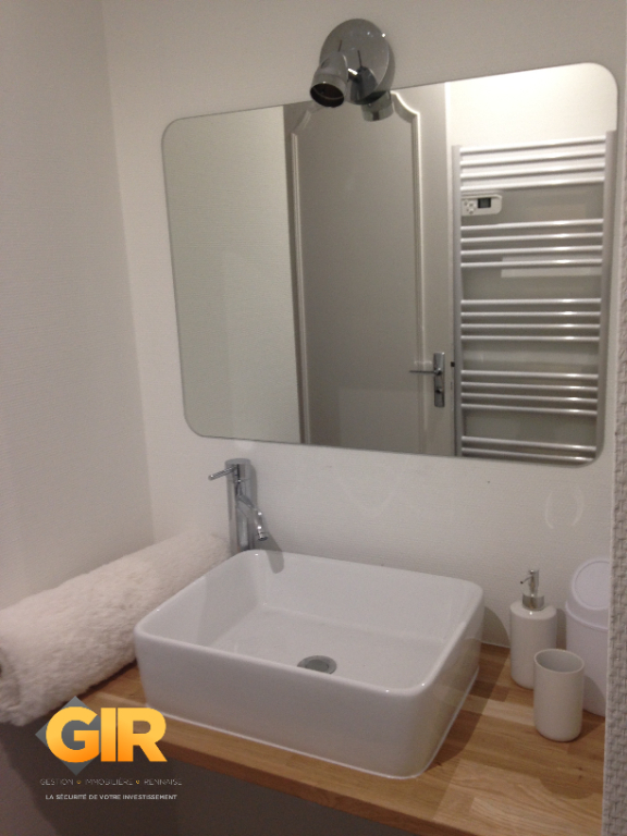 Location appartement Rennes 395€ CC - Photo 5