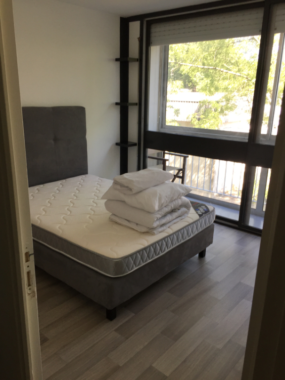 Rental apartment Rennes 415€ CC - Picture 1