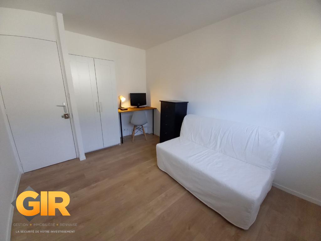 Rental apartment Rennes 470€ CC - Picture 2