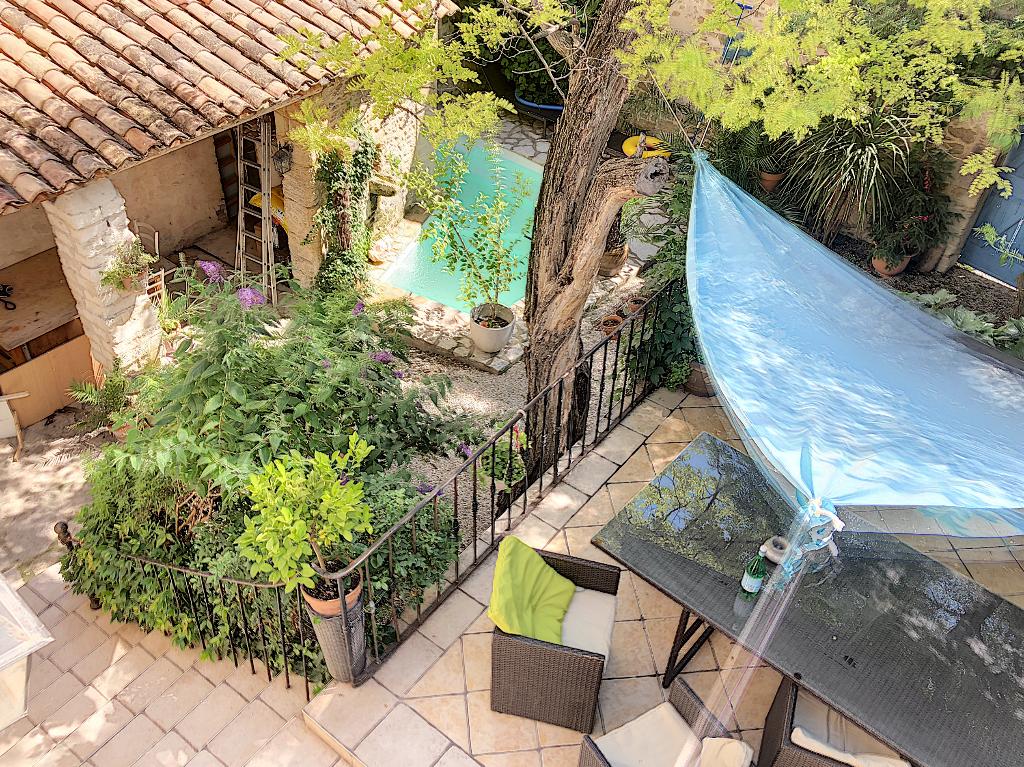 Sale house / villa Pujaut 576000€ - Picture 9
