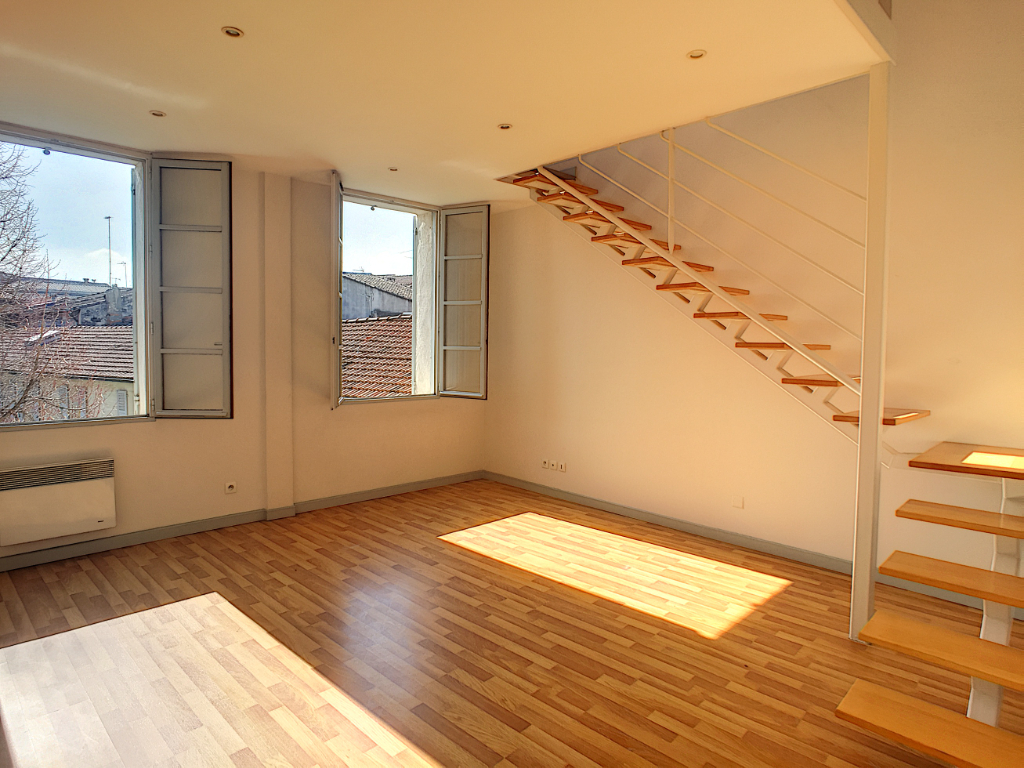 Rental apartment Avignon 595€ +CH - Picture 1