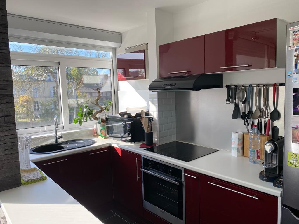 Sale apartment Maisons laffitte 231000€ - Picture 2