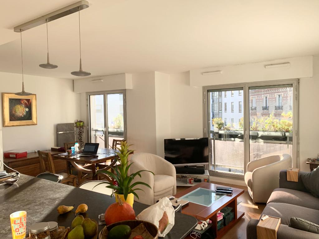 Sale apartment Puteaux 586000€ - Picture 3