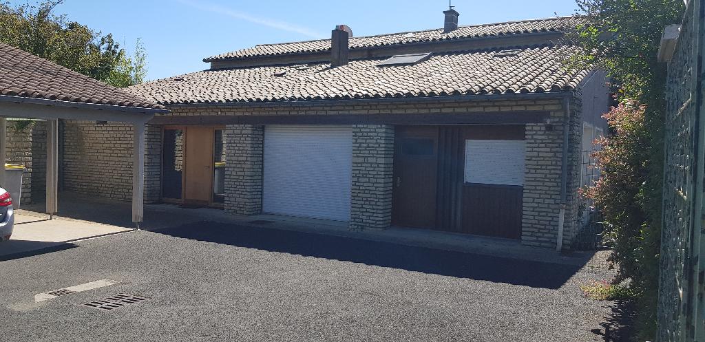 Vente maison / villa Echire 297900€ - Photo 8