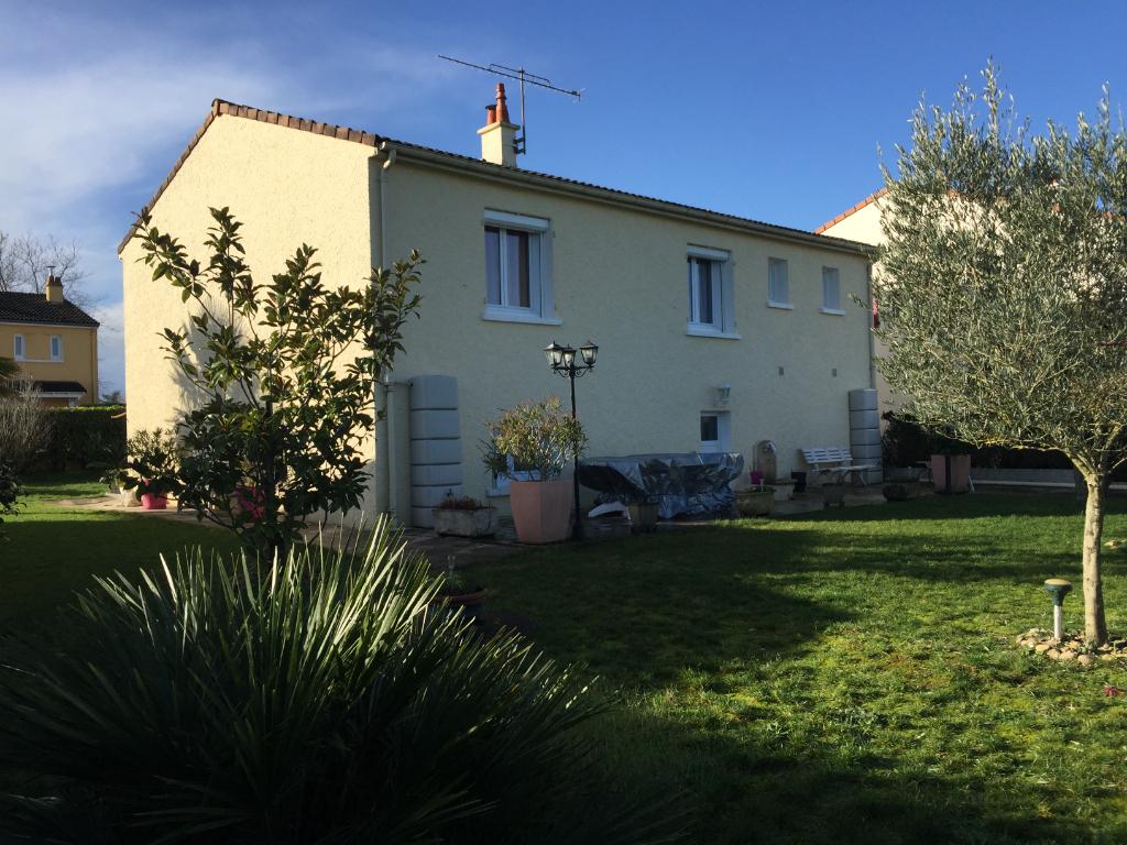 Vente maison / villa Aiffres 184080€ - Photo 4