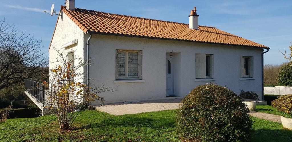 Sale house / villa La ville dieu de comblé 106900€ - Picture 1