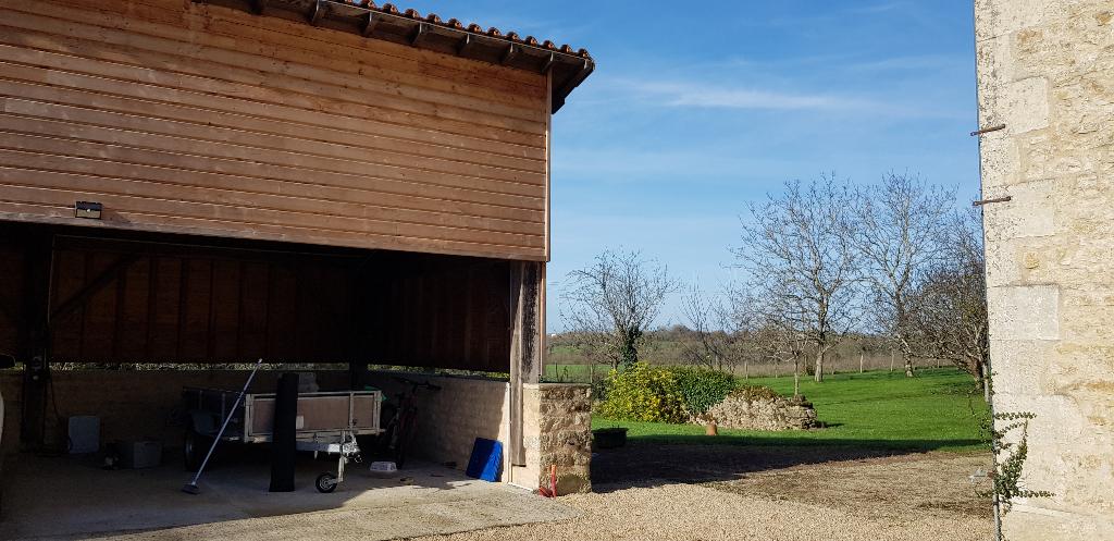 Vente maison / villa Saint martin de saint maixent 322000€ - Photo 2