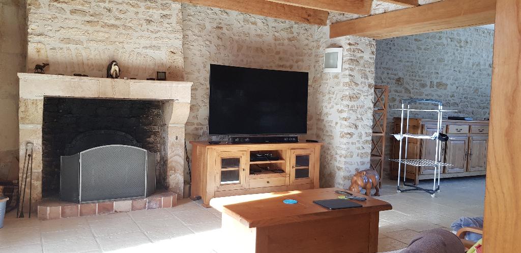 Vente maison / villa Saint martin de saint maixent 322000€ - Photo 3