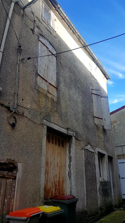 Immeuble centre-ville Niort à rénover