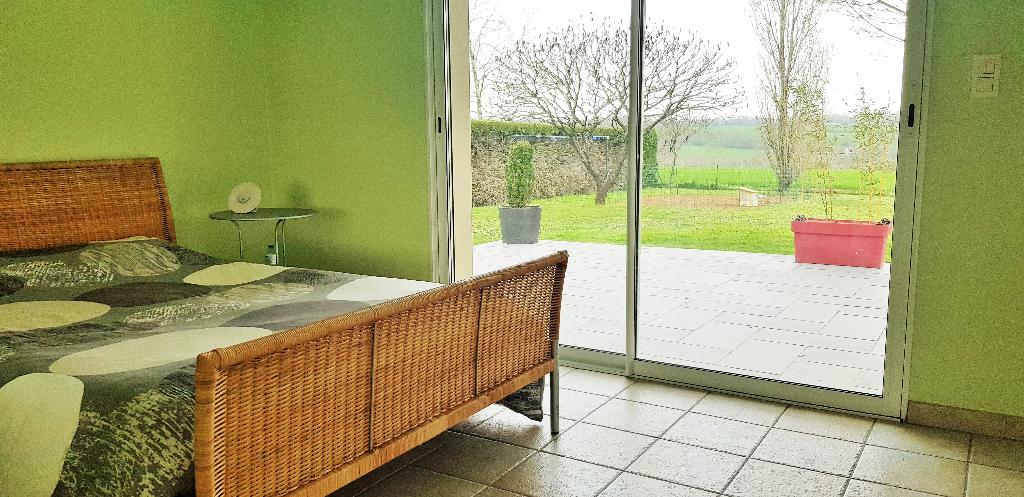 Sale house / villa Sainte ouenne 219900€ - Picture 5