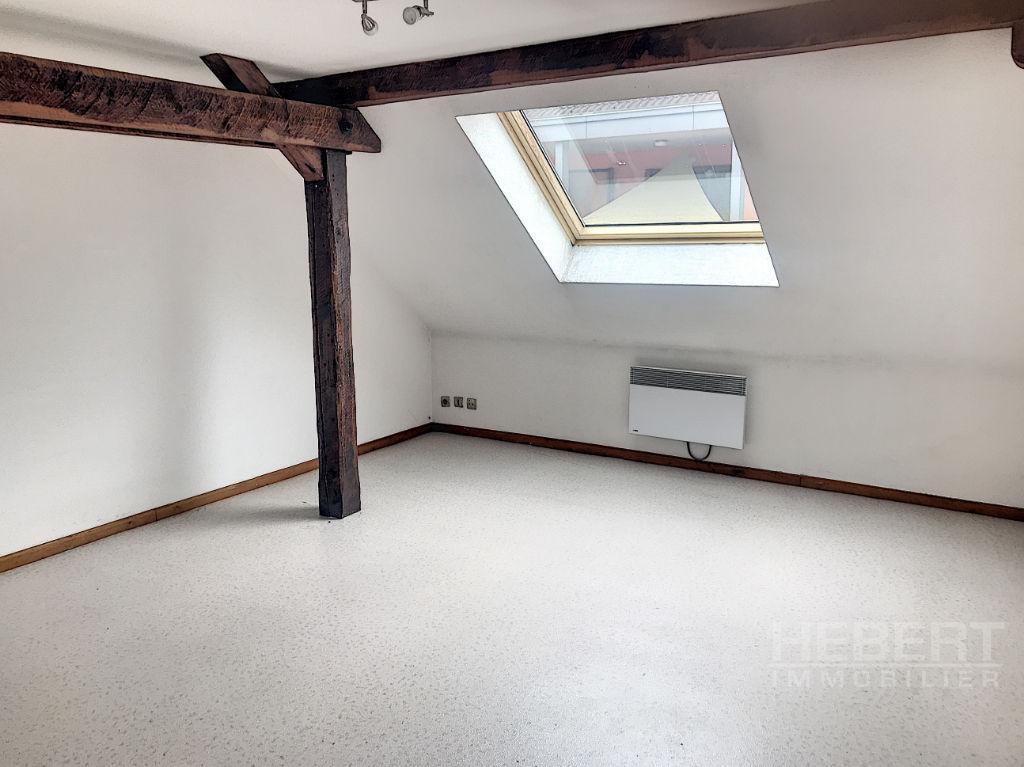 Rental apartment Sallanches 495€ CC - Picture 2