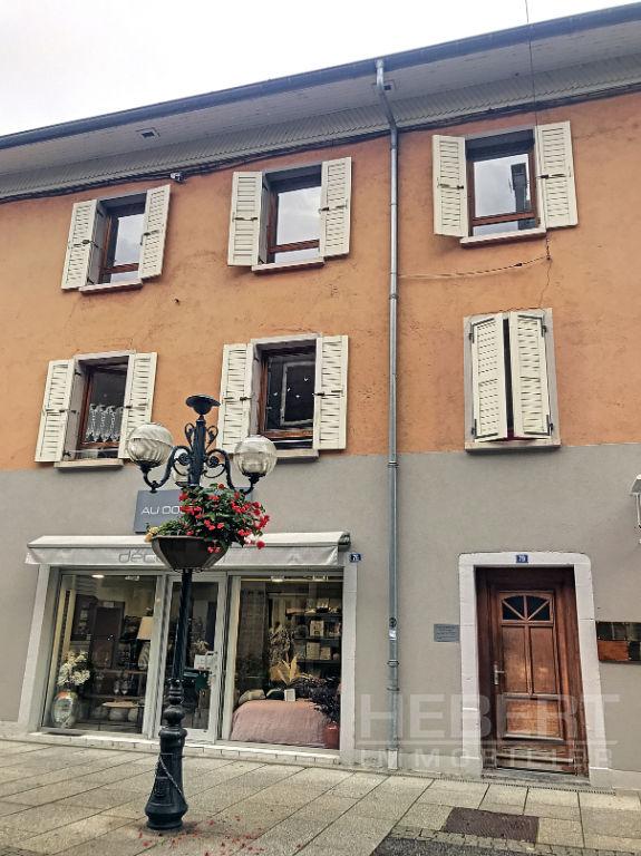 Rental apartment Sallanches 495€ CC - Picture 10