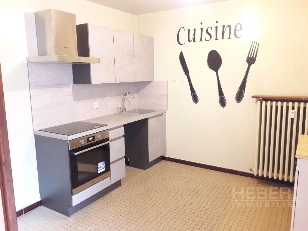 Rental apartment Saint gervais les bains 440€ CC - Picture 1