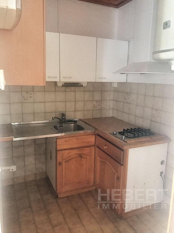 Affitto appartamento Sallanches 415€ CC - Fotografia 3