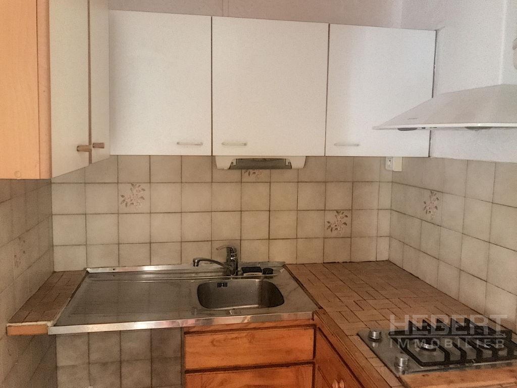 Affitto appartamento Sallanches 415€ CC - Fotografia 4