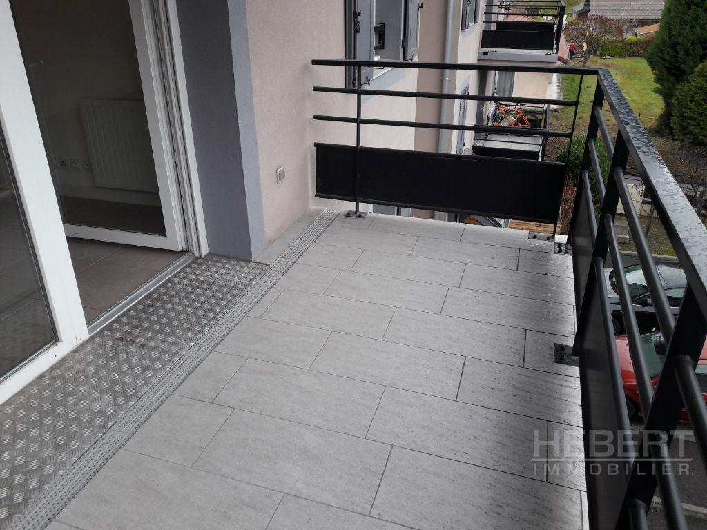 Rental apartment Saint gervais les bains 800€ CC - Picture 8