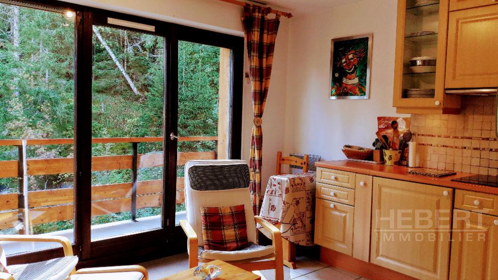 Vendita appartamento Saint gervais les bains 80000€ - Fotografia 1