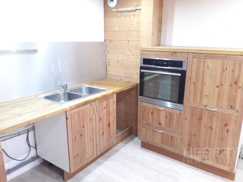 Vendita appartamento Saint gervais les bains 221000€ - Fotografia 6