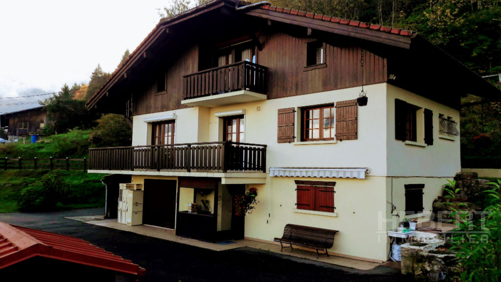 Sale house / villa Saint gervais les bains 395000€ - Picture 7