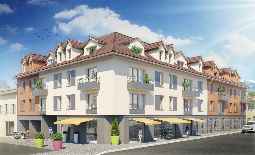 Vente appartement Sallanches 171000€ - Photo 3