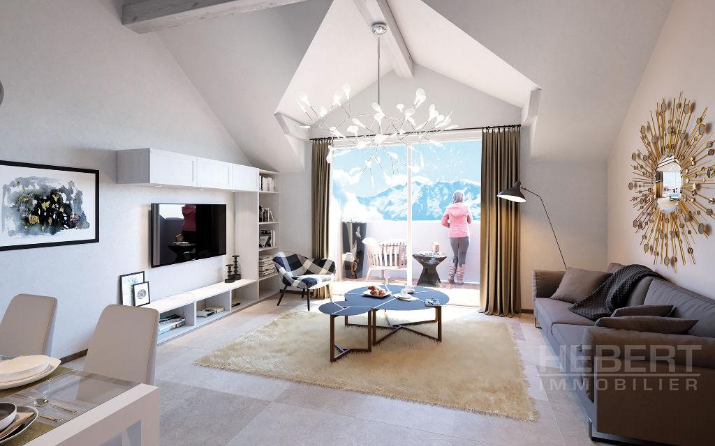 Vente appartement Sallanches 171000€ - Photo 9
