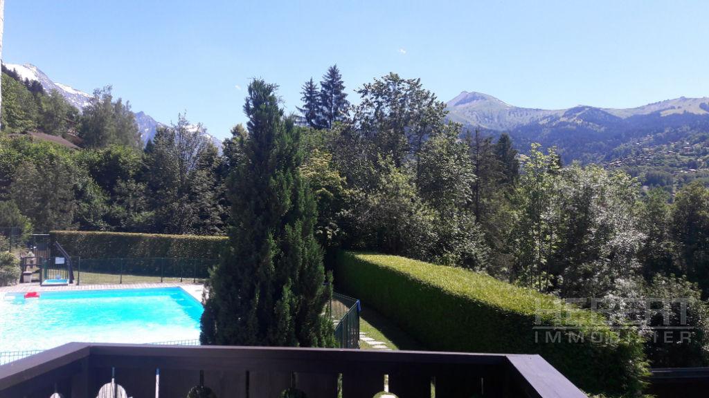 Sale apartment Saint gervais les bains 115000€ - Picture 2