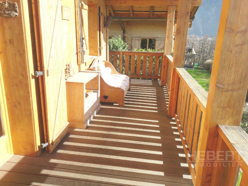 Sale apartment Passy 264000€ - Picture 3