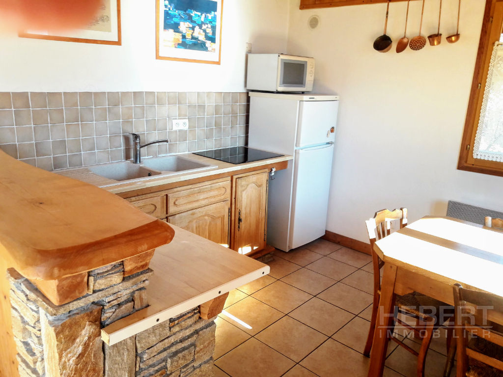Sale apartment Passy 264000€ - Picture 6