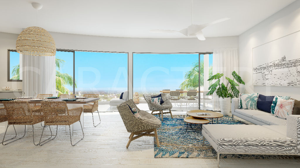 3 bedroom apartment in Mauritius | CARACTERE international