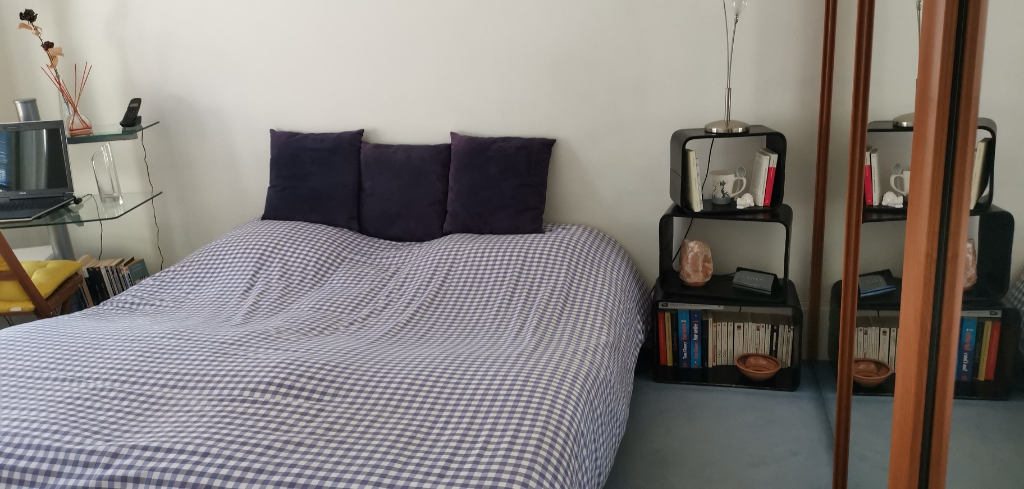 2-room apartment Asnières-sur-Seine - 6 | Caractère international
