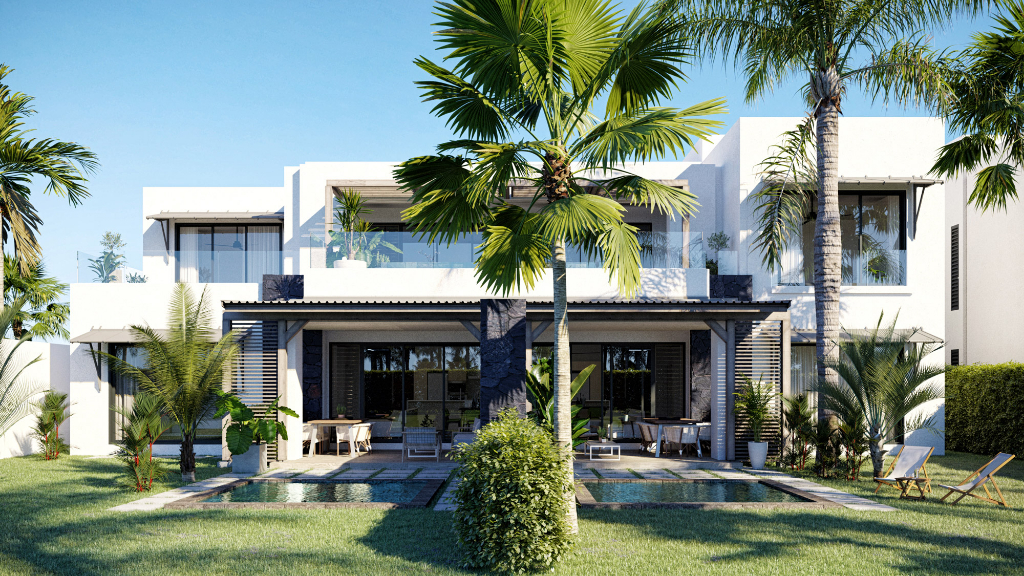 2 bedroom apartment in Mauritius | CARACTERE international