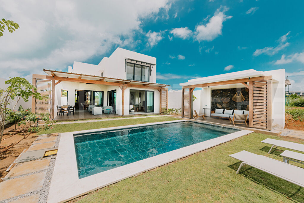 3 bedroom villa in Mauritius | CARACTERE international