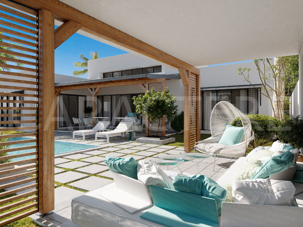 VIlla 4 bedrooms with swimming pool in Mauritius - 2 | Caractère international