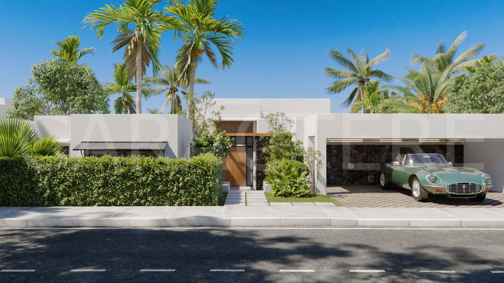 VIlla 4 bedrooms with swimming pool in Mauritius - 6 | Caractère international