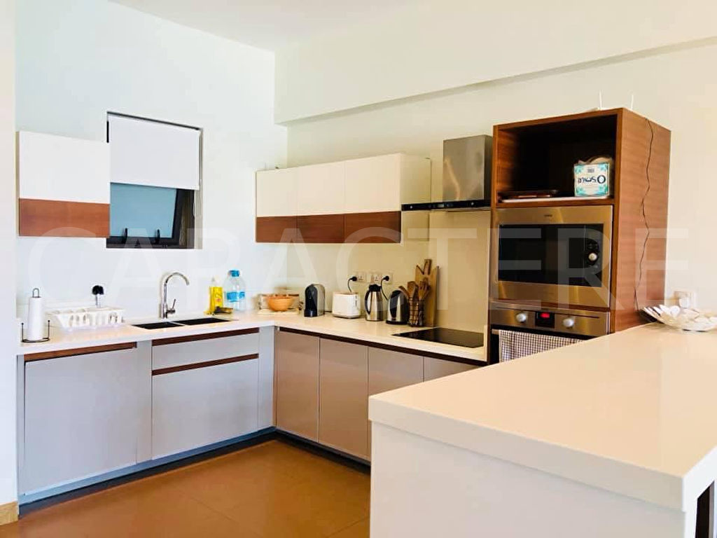 WATERFRONT APARTMENT FOR RENT - 6 | Caractère international