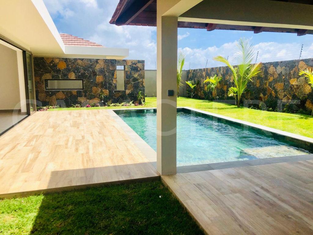 New 3 bedroom villa in Mauritius - 3   CARACTERE international