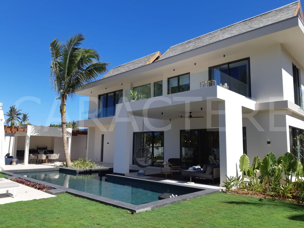 Luxury 2 bedroom villa Mauritius | CARACTERE international