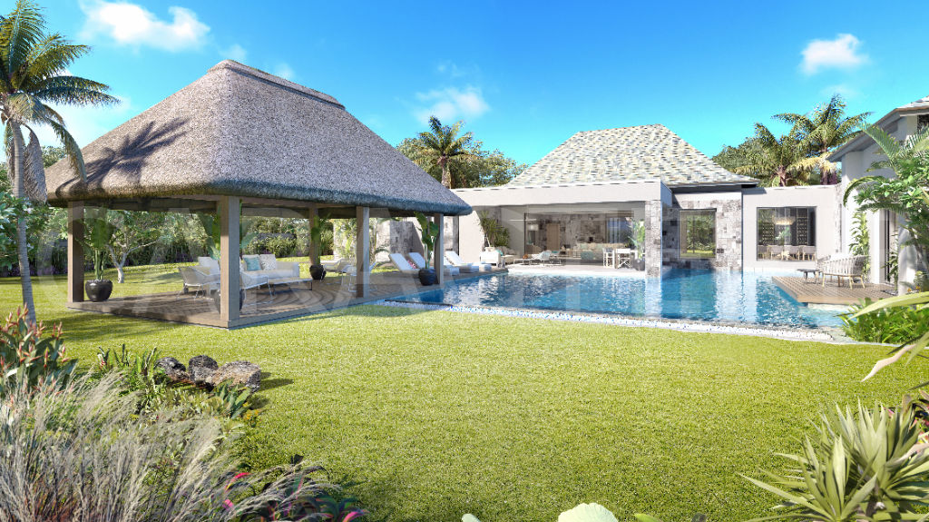 4 bedroom villa in Mauritius | CARACTERE international