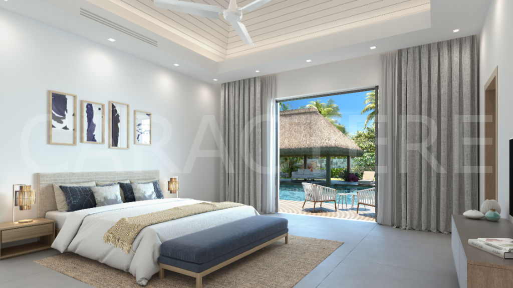 4 bedroom villa in Mauritius - 5 | Caractère international