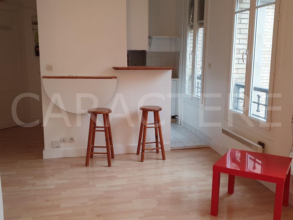 Appartement Neuilly Sur Seine 1 pièce(s) 22 m2 - 3 | CARACTERE international